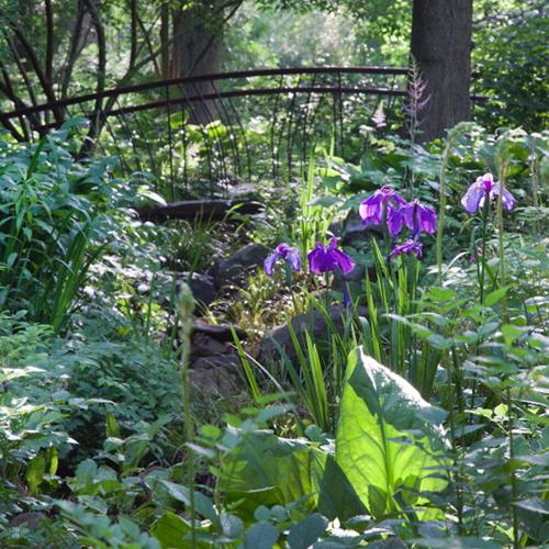 Chanticleer Garden Image